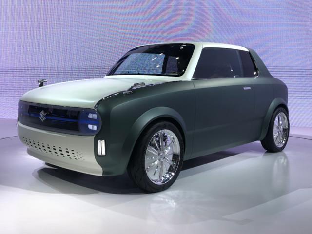 Salon Tokyo 2019 : Suzuki Waku Spo, les photos de ce petit coupé hybride rechargeable