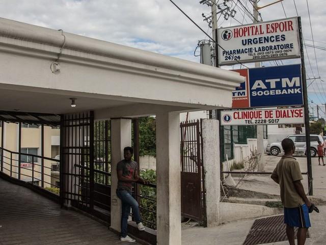 En Haïti, un couple de Français, venu pour adopter, abattu par balles