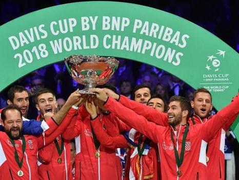 Tennis: la Coupe Davis perd l'un de ses sponsors historiques