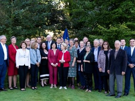 Six commissaires européens sur le gril du Parlement