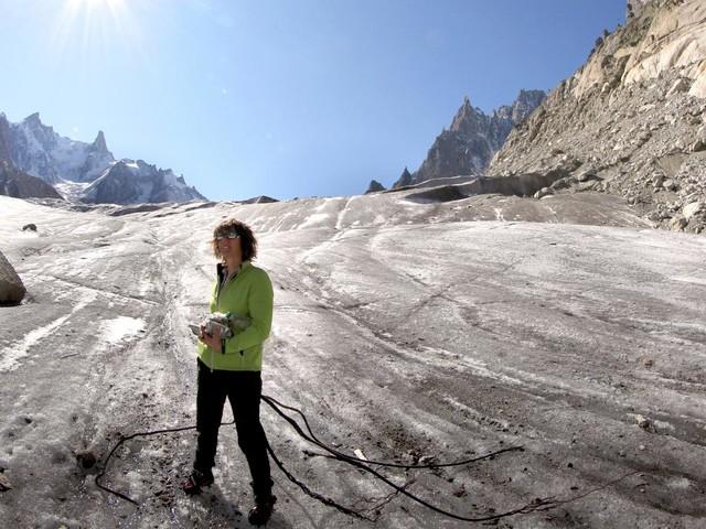 """L'alpinisme inscrit à l'Unesco : """"On est les premiers témoins de ce qui se passe sur la planète"""", estime Catherine Destivelle"""