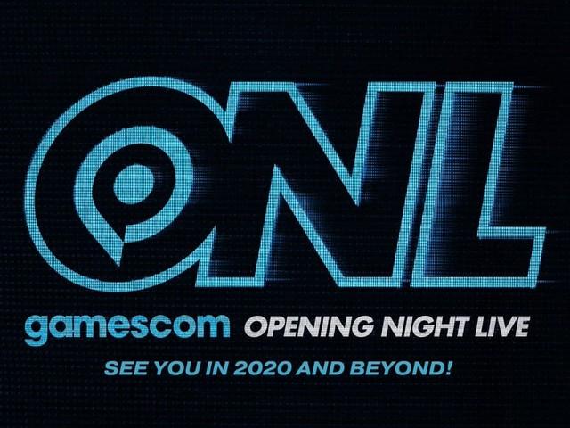 Gamescom : la conférence Opening Night Live est renouvelée pour plusieurs années