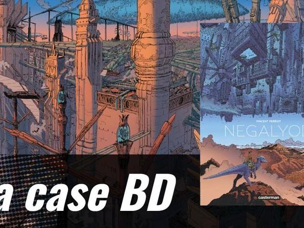La case BD : Negaloyd ou les mondes imaginaires d'un nouveau Moebius