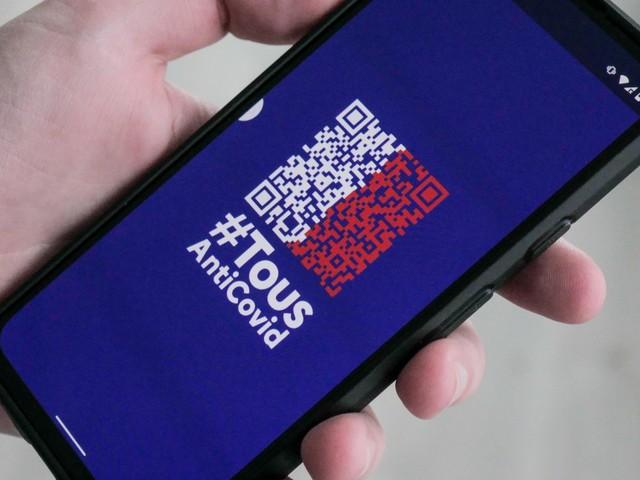 TousAntiCovid: le gouvernement espère déployer les QR-codes dès la fin janvier