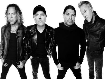 Metallica : un album live au programme !