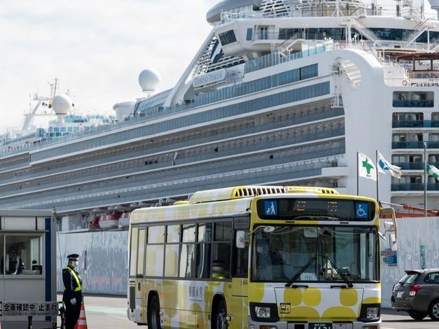 500 passagers du Diamond Princess, testés négatifs au coronavirus, évacués