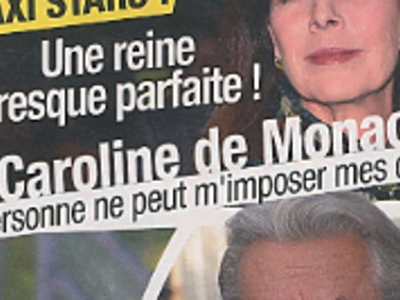 Caroline de Monaco agacée, une Péruvienne a tapé dans l'œil de son mari (photo)