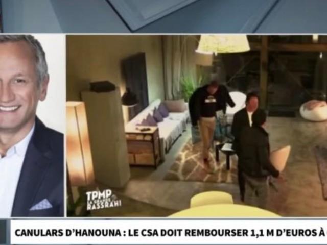 Morandini Live – Canular de Cyril Hanouna : le CSA condamné, Lionel Stan réagit (vidéo)