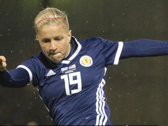 Un jour, une joueuse: Lana Clelland, la botte secrète de l'attaque écossaise