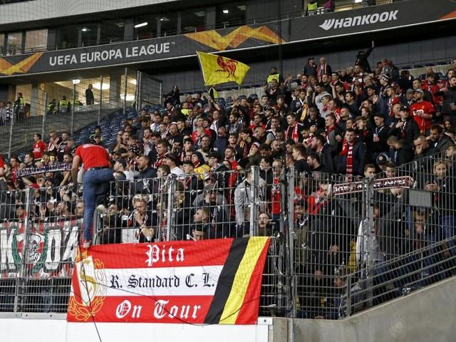 Europa League: 70.000 euros d'amendes, un déplacement européen avec sursis... les sanctions de l'UEFA contre le Standard sont tombées
