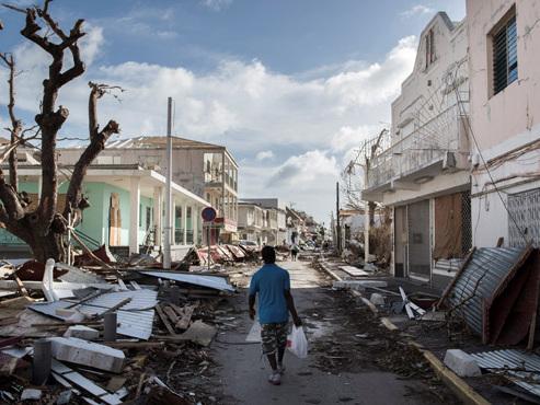 A peine remises du passage d'Irma, les Antilles se préparent à affronter José