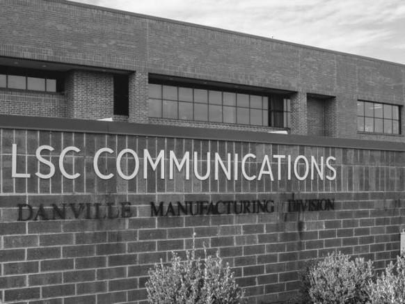 Le géant américain LSC Communications ferme trois sites d'impression