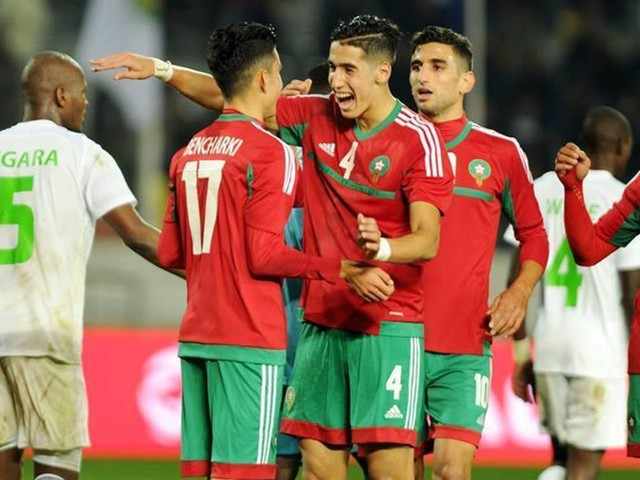 CHAN 2018: Le Maroc s'impose face à la Mauritanie
