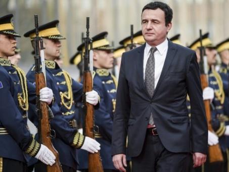 Kosovo: le nouveau Premier ministre prêt à tourner la page des taxes