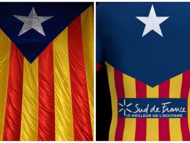 Quand le club de rugby de Perpignan surfe sur l'indépendantisme catalan pour vendre des maillots