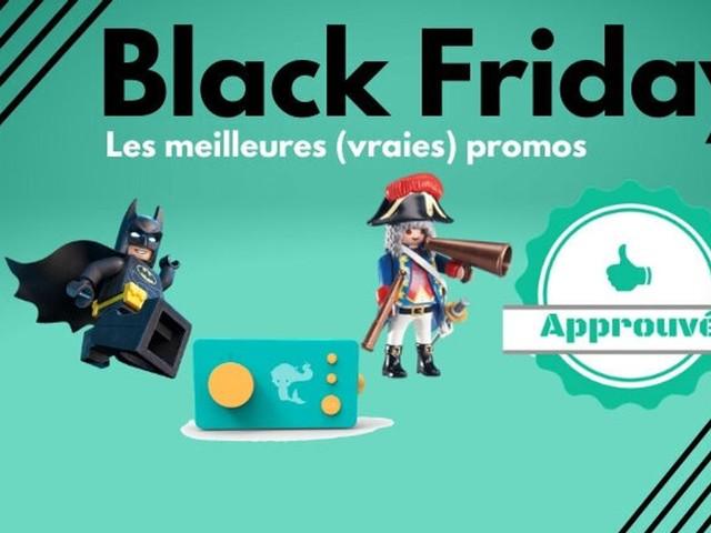 Black Friday: Lego, Lunii, Playmobil... les meilleurs jouets en promo
