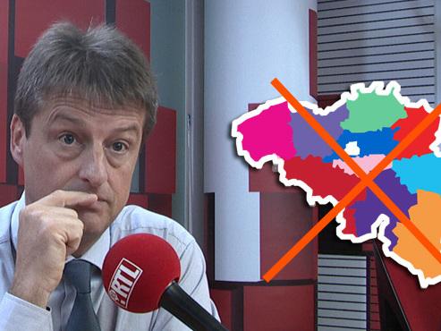 """Les structures de la Belgique bientôt simplifiées ? """"On pourrait vivre en 2018 les dernières élections provinciales"""""""