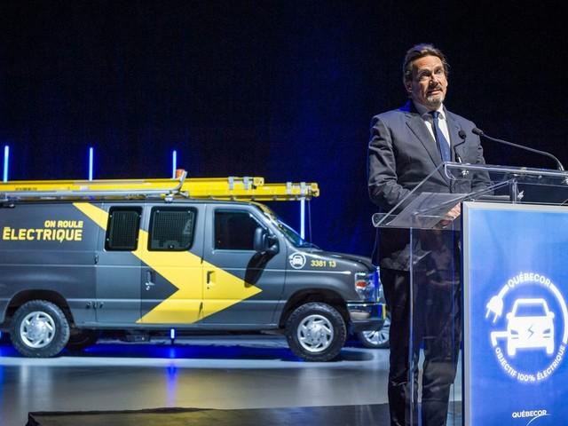 Électrification d'une flotte de 1100 véhicules : une occasion pour le Québec