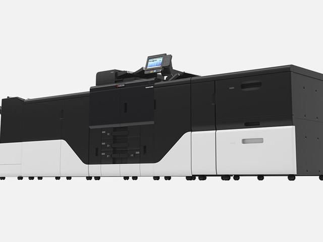 La TASKalfa Pro 15000c, la première presse de production de Kyocera