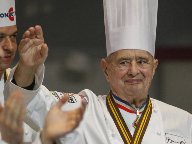 Bocuse, c'était la France!