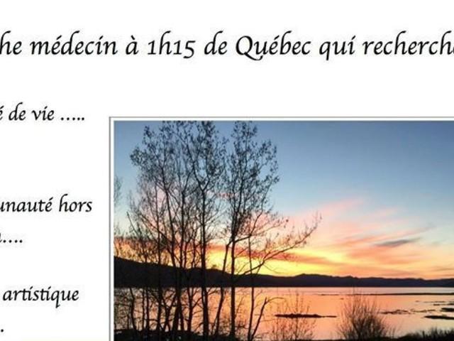 L'Isle-aux-Coudres à la recherche d'un médecin de famille