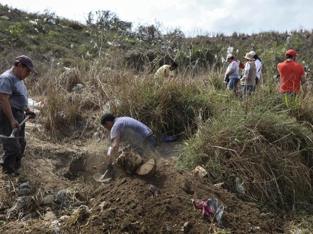 Un site qui contiendrait des dizaines de cadavres découvert au Mexique