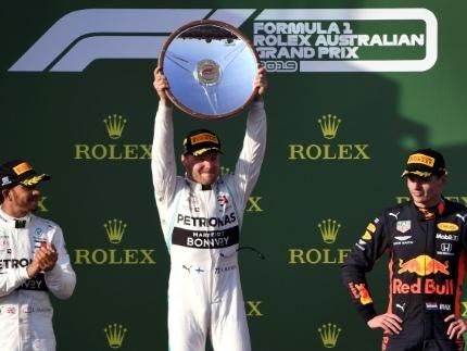 GP d'Australie: Bottas commence 2019 par une revanche sur 2018