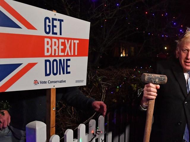 Quelle suite pour le Brexit maintenant que Boris Johnson a gagné les législatives?