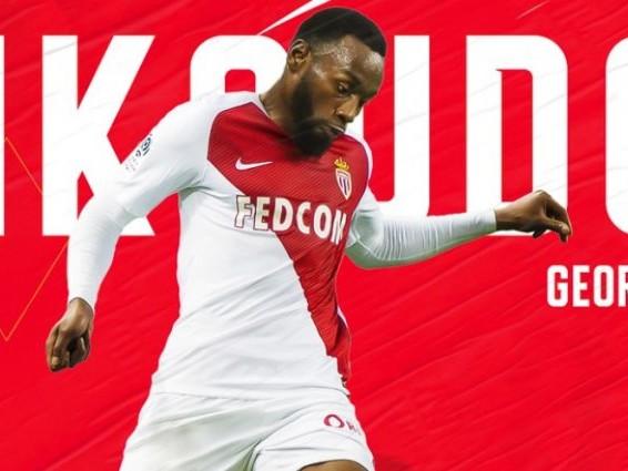 Monaco officialise l'arrivée de Georges-Kevin Nkoudou (Tottenham)