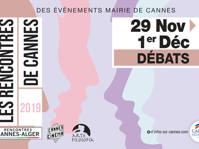 """Marianne vous donne rendez-vous aux """"Rencontres de Cannes"""" à partir du 29 novembre"""