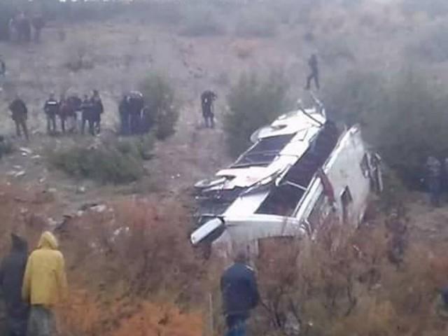 Au Maroc, un accident de car fait au moins 17 morts