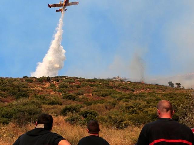 Dans l'Aude, un violent incendie mobilise des moyens considérables