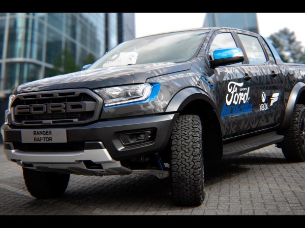 Ford se lance dans l'esport !