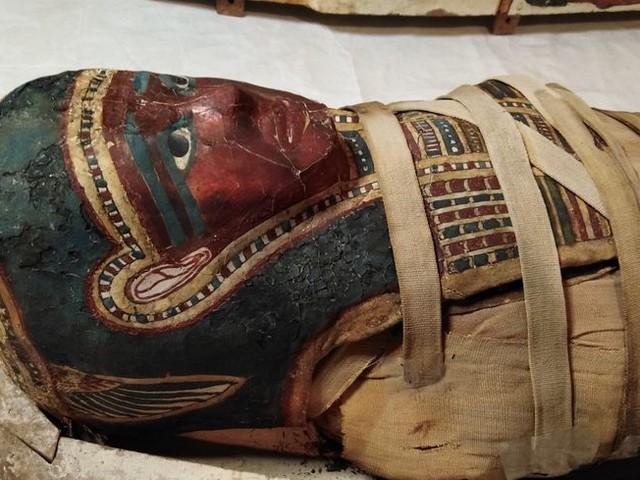 Musée de Guéret : un appel aux dons pour restaurer la momie Egyptienne