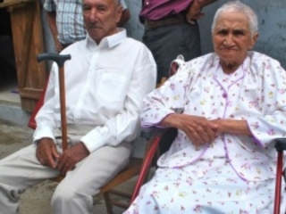 60 ans de mariage pour les époux Pothin