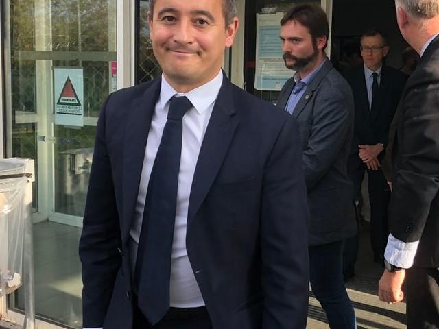 Gérald Darmanin démissionne de la Métropole Européenne de Lille