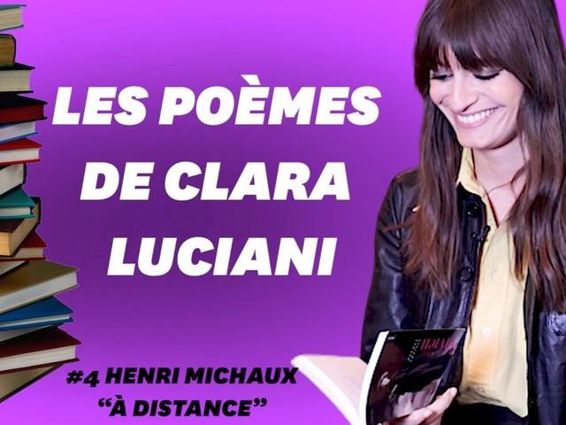 Sur Instagram, Clara Luciani partage aussi ses coups de cœur lecture