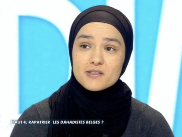 Sarah plaide pour le retour en Belgique de sa sœur Nora, une veuve de djihadiste