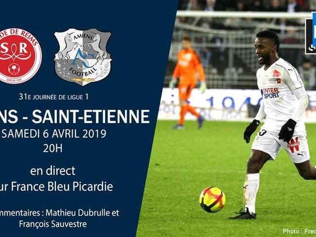 Ligue 1 - direct : suivez le match de la 31e journée entre Amiens et Saint-Étienne
