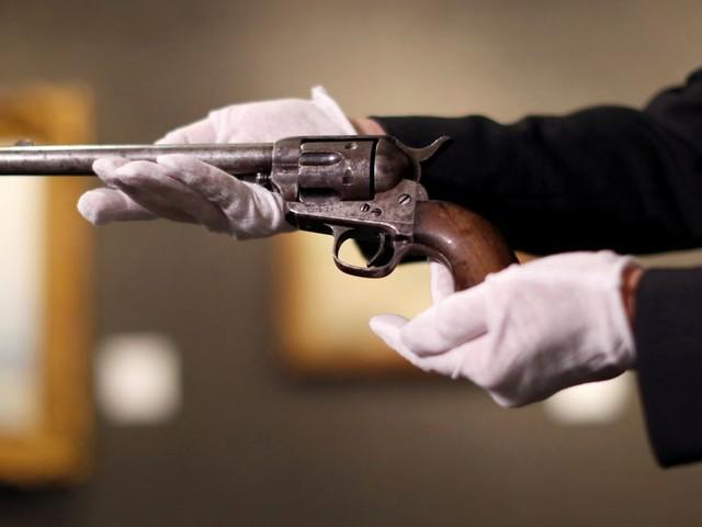 L'arme qui tua Billy the Kid vendue 6 millions de dollars