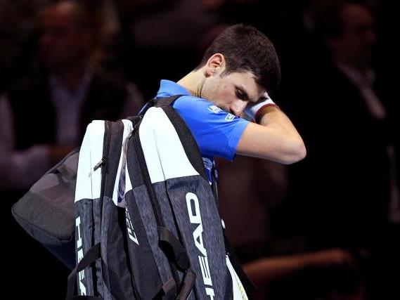 Tennis - ATP - Masters - Novak Djokovic, éliminé au Masters après son échec face à Roger Federer : « Ça me motive »