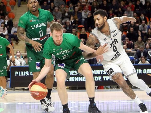 Basket - JeepELITE (J20) : le Limoges CSP s'impose avec autorité face à Boulazac