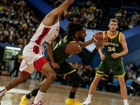 Basket: défaite historique pour les Américains en Australie à une semaine du Mondial