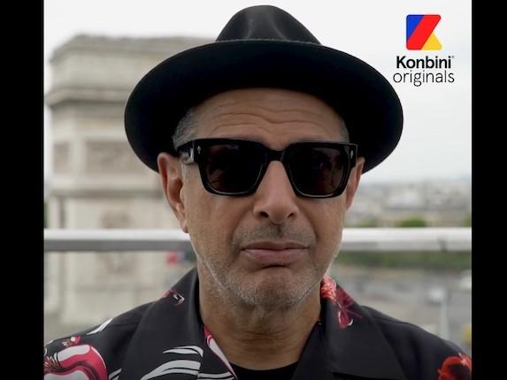 Vidéo : le Fast Life du grand Jeff Goldblum