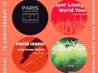 DJ Milan fait danser les stars de Roland Garros
