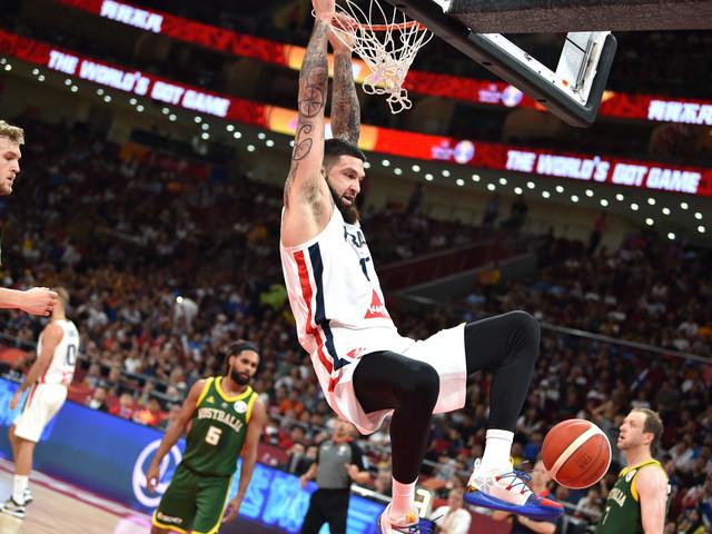 Mondial de basket: deuxième médaille de bronze pour la France