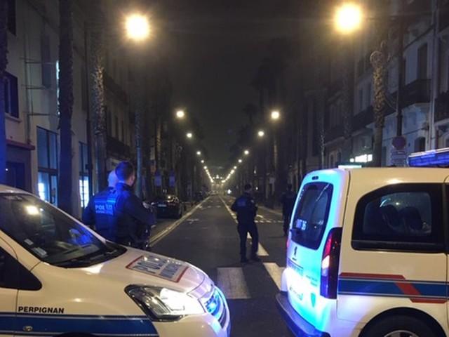 Perpignan : l'avenue de la gare verrouillée pour un colis suspect