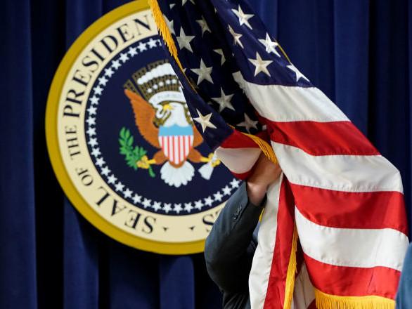 La procédure de destitution de Donald Trump arrive au Sénat