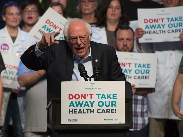 Bernie Sanders est le vrai chef de file des Démocrates pour 2020, par Matthew Iglesias