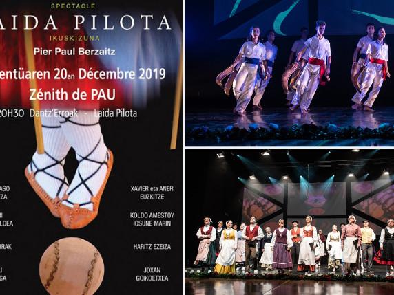 Gagnez vos places pour le spectacle Laida Pilota au Zénith de Pau !
